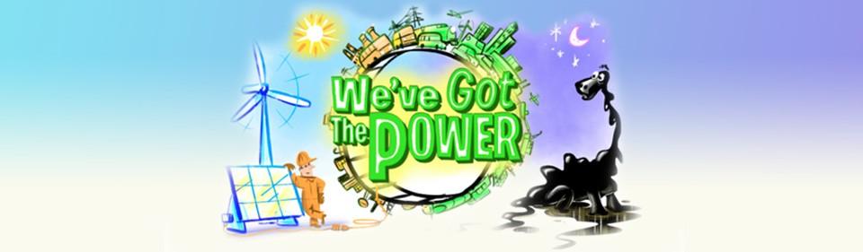 wevegotthepower.com